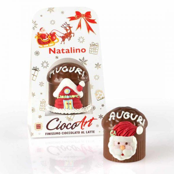 Natalino e Rudolph di cioccolato