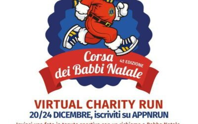 Babbi virtual charity run