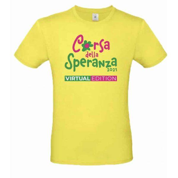 T-shirt Corsa della Speranza 2021