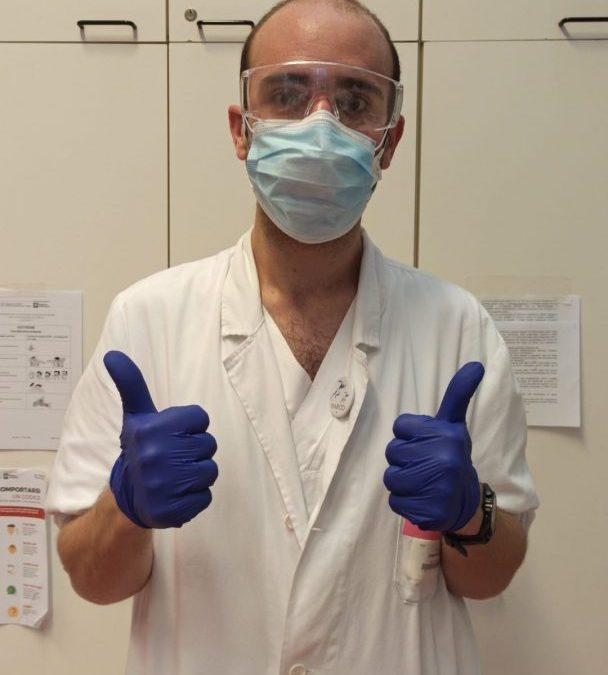 Lavorare in ospedale ai tempi del Covid-19