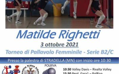 4° MEMORIAL Matilde Righetti