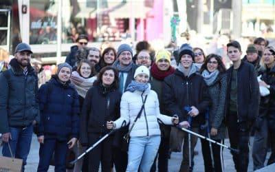 """I ragazzi del Progetto Giovani a Sanremo con """"Palle di Natale"""""""