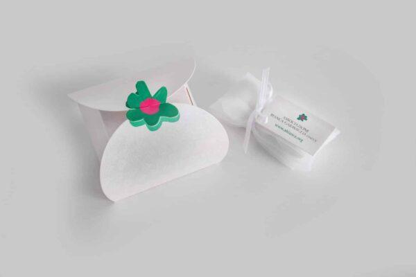 Scatola portaconfetti in cartoncino