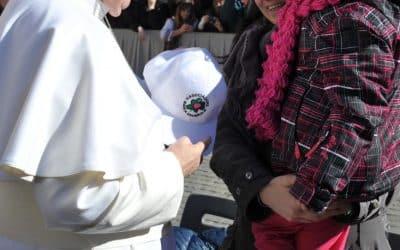 Udienza da Papa Francesco